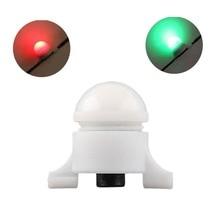 1/3/5 PCS Night Flashing LED Signal Light Outdoor LED Electronic Fishing Bell Bite Alarm
