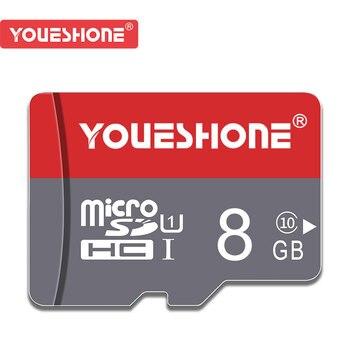 Retail package carte sd micro sd card 4GB 8GB 16GB pendrive Cartao de memoria 32GB 64GB 128GB microsd Memory Card gift adapter
