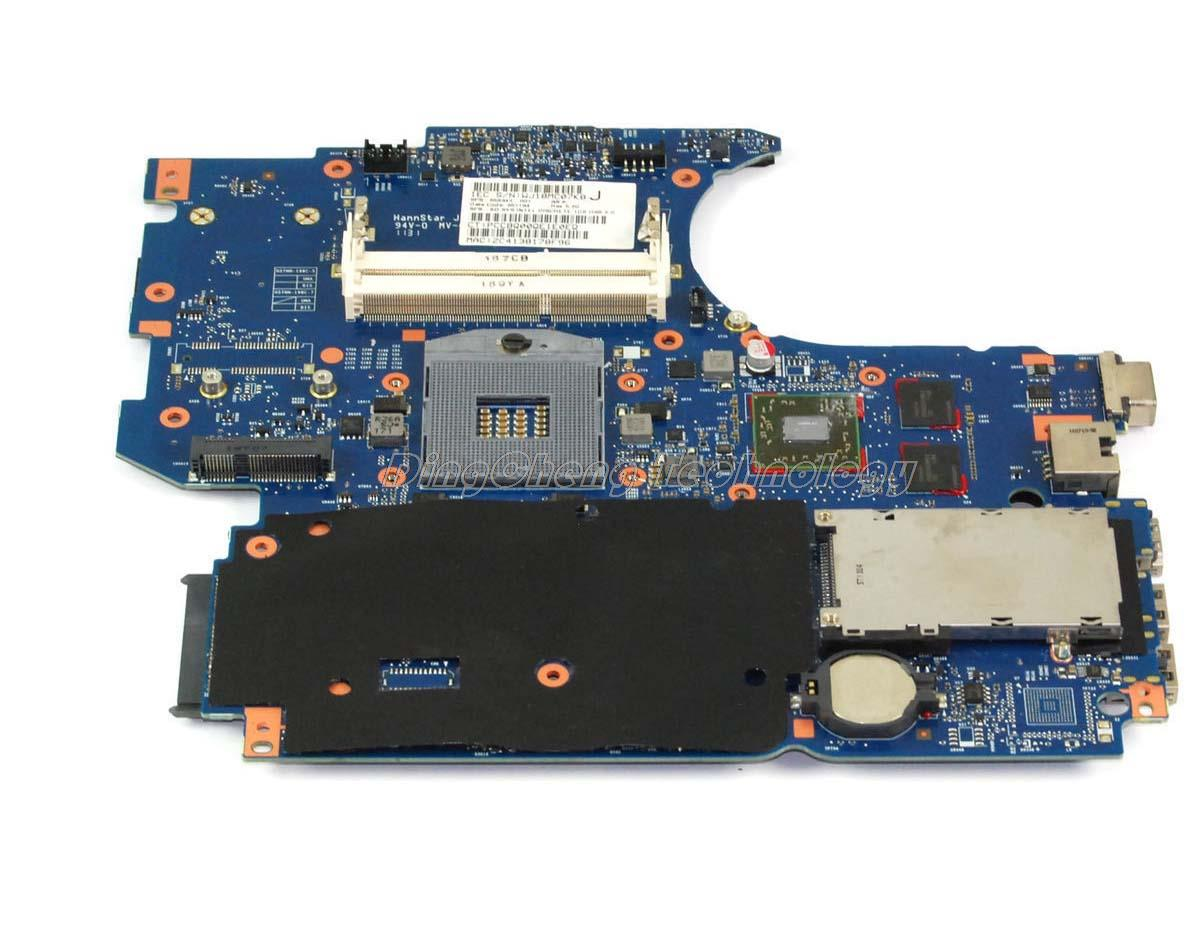 Подробнее о Original laptop Motherboard For hp ProBook 4530s 658343-001 for intel cpu with HM65 Non-integrated graphic card DDR3 100% tested original 686036 001 for hp probook 6470p motherboard 686040 001 hm76 integrated 100