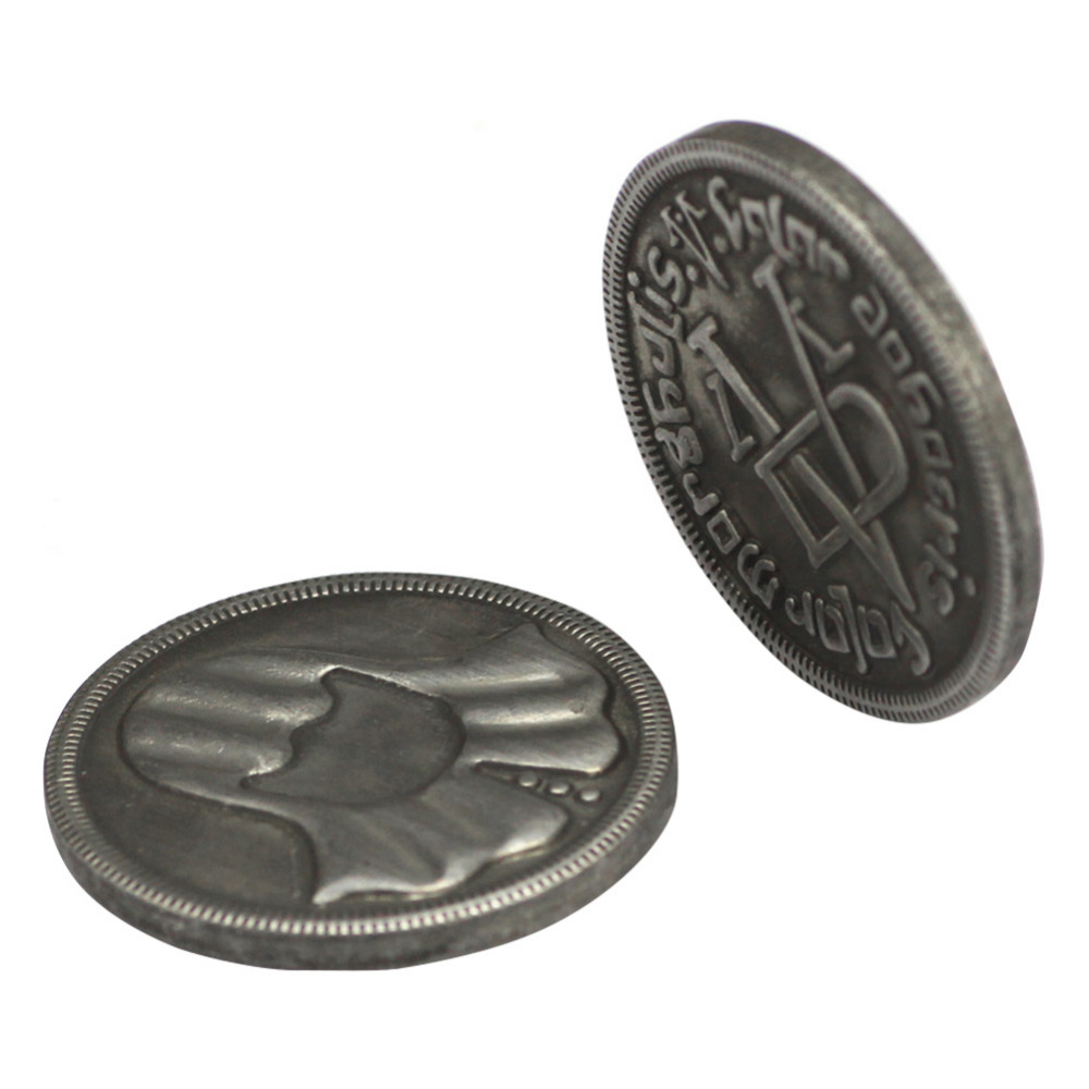 """GAME OF THRONES /""""IRON COIN OF THE FACELESS MAN/"""" Valar Morghulis Collection Gift"""