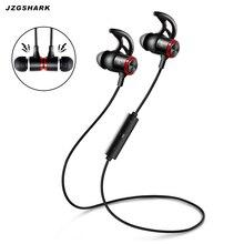 Fone de Ouvido sem fio Bluetooth Fone de Ouvido Écouteur Auriculares Do Bluetooth Neckband Fone de ouvido Para O Telefone Magnético V4.2 2018 Mais Novo