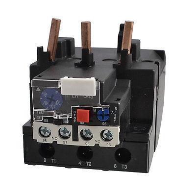 все цены на JR28-40 104A 1NO 1NC Protection Thermal Overload Relays онлайн