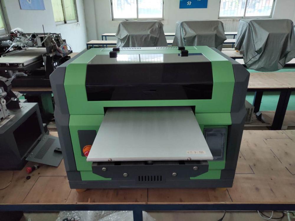 High Resolution DGT Fabric Printing Machine DIY Digital A3 Size T Shirt Printer For Sale