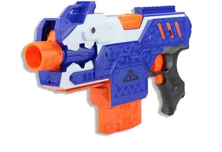 حار الكهربائية رصاصة طرية مسدس لعبة مسدس قناص بندقية البلاستيك بندقية Arme Arma لعبة للأطفال هدايا مناسبة ل Nerf مسدس لعبة