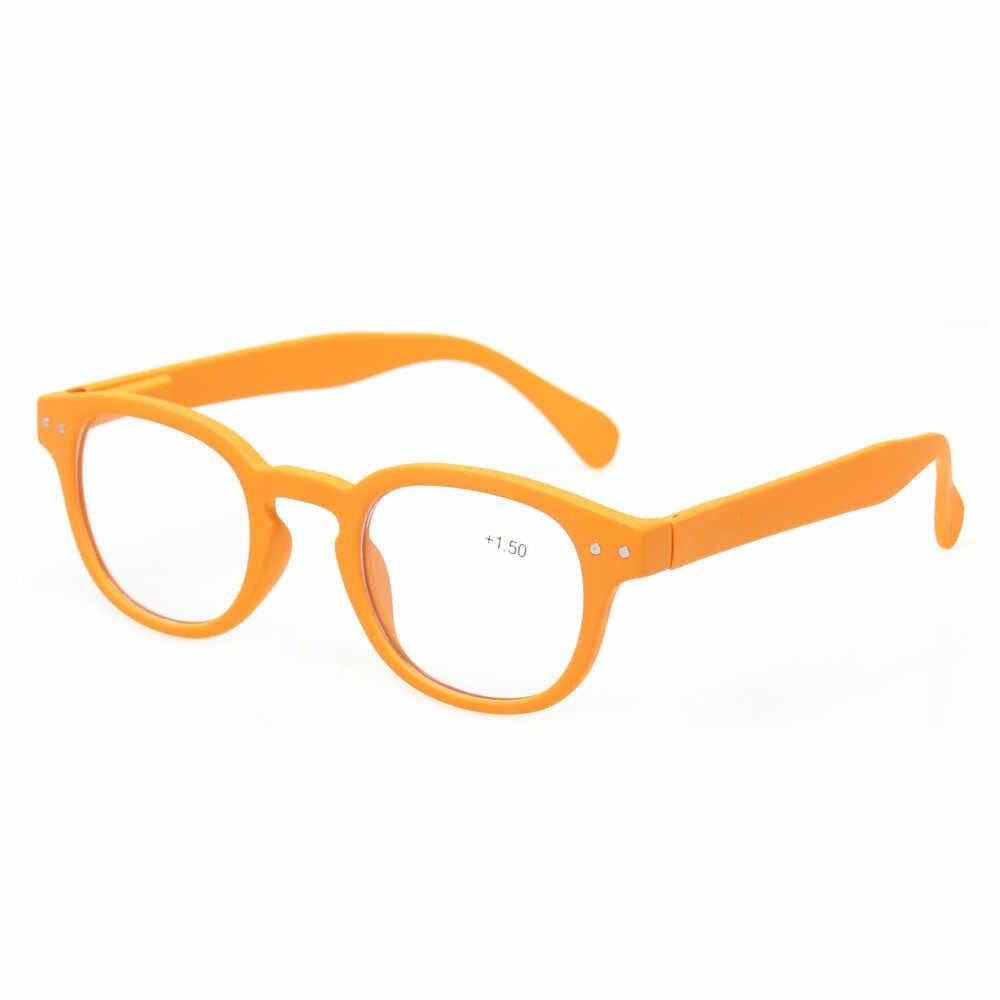 Lunettes de lecture qualité mode hommes femmes en plastique lunettes plus grand cadre printemps charnière lecteurs Diopter lunettes