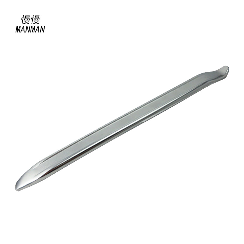 50cm Hot Sale Tyre Lever Chrome Plated Wheel Bar Drop Forged Tool Zone Professional Tool For Car Repairing Tire Lever Tool