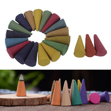 Floral incense cones backflow aromatherapy Incense 300/150pcs mixed colorful fragrance scent tower scent fresh incense scent by scent sweet sleep scent by scent 30g