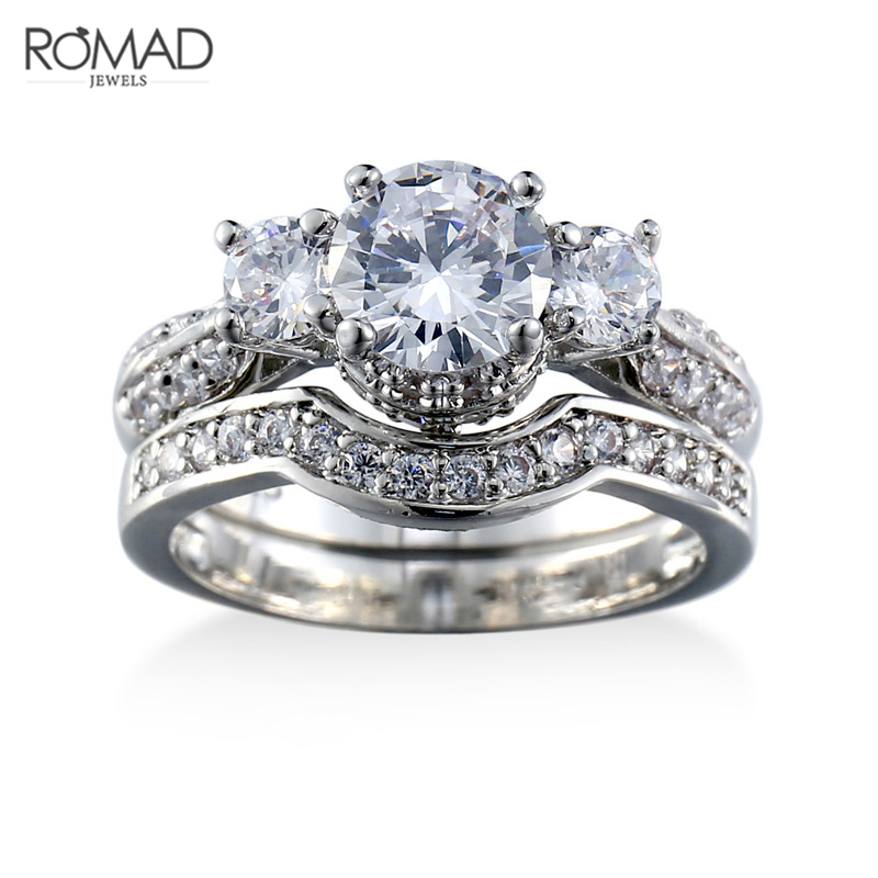 Aliexpress.com : Buy Romad Hot Sale Silver White Gold