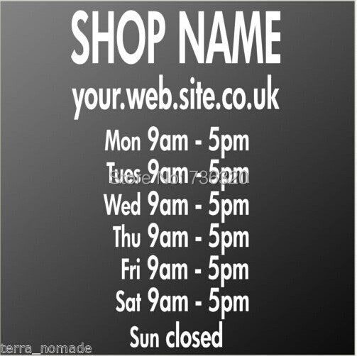 Compare Prices On Window Vinyl Signs Online ShoppingBuy Low - Custom vinyl signs online