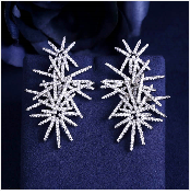 HTB1Jvtegb1YBuNjSszeq6yblFXaE JaneKelly Gold-Color Luxury Sparking Brilliant Cubic Zircon Drop Earring Necklace Jewelry Sst Wedding Bridal jewelry sets