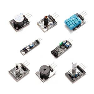 Image 5 - (Touch Module Voor Gratis Geschenk) 37 In 1 Sensor Kits Voor Diy Hoge Kwaliteit Module Board Set Kit Voor Arduino Kartonnen Doos Pakket