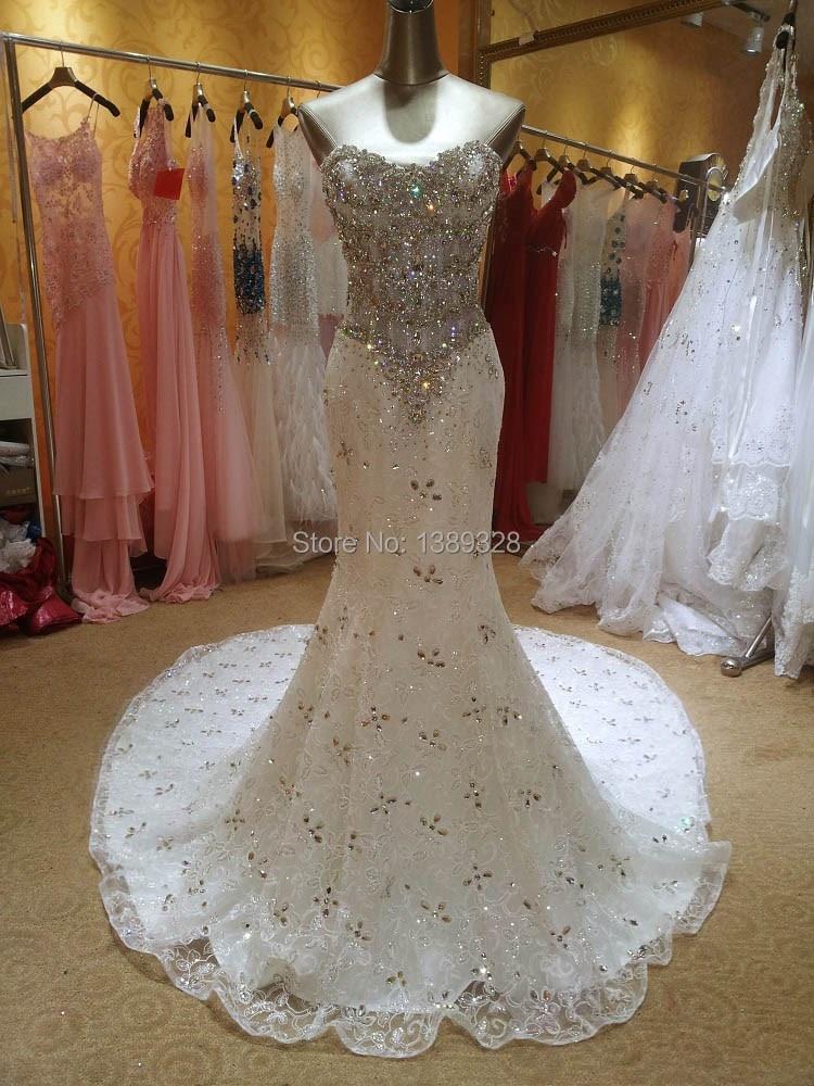 Bling Corset Mermaid Wedding Dresses Www Pixshark Com