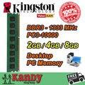 Кингстон ValueRAM рабочего оперативная память DDR3 2 ГБ 4 ГБ 8 ГБ 1333 мГц PC3 10600 номера ECC 240 контакт. DIMM memoria компьютер computador пк