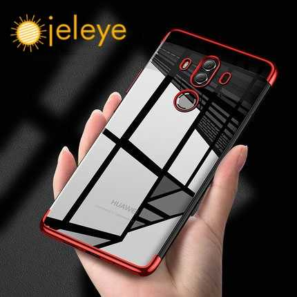 Case For Huawei Y7 Pro 2019 Cases Silicone For Huawei Y9 2019 Y6 Prime P Smart 2018 Mate 20 Lite Mate 10 Pro X Honor 8A Cover