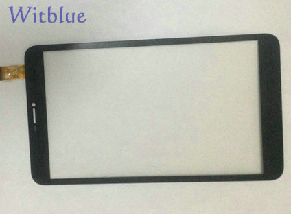 New For 8 Oysters T84ERi 3G / Oysters T84MRi 3G Tablet Touch Screen Panel Digitizer Glass Sensor Replacement Free Shipping