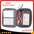 Тестер топливных инжекторов EM276 для автомобиля  система топливных инжекторов  анализатор  инструмент для сканирования с 4 режимами работы