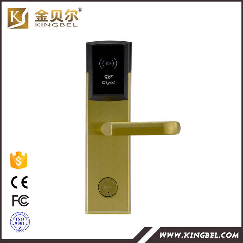 Hotel Door Lock System Room Key Card With Free China