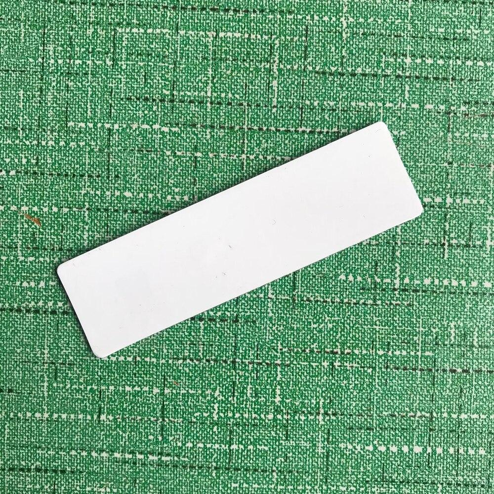 RFID UHF Tag anti metal On Metal soft material sticker long reading range -5pcs 1000pcs long range rfid plastic seal tag alien h3 used for waste bin management and gas jar management
