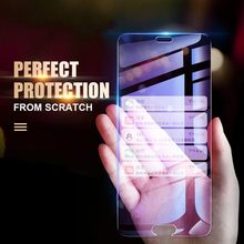 4pcs/Lot Tempered Glass Screen Protector For Xiaomi MAX Mix 2S 2 Note 8 7 3 Pro For Redmi 8A 7A 7 3X 4 4A Explosion Proof Film(China)