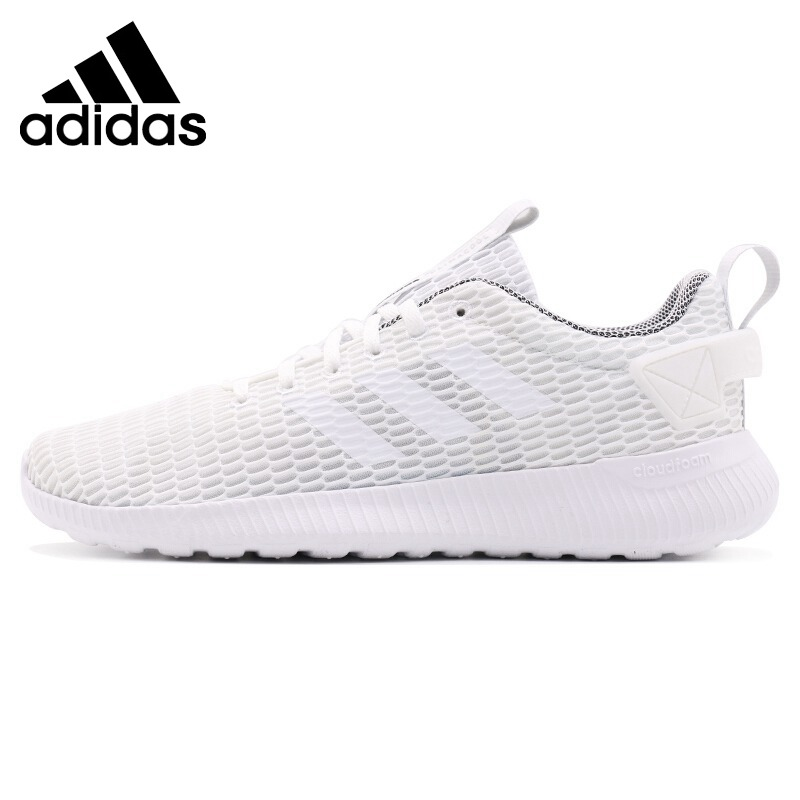 Adidas neo lite racer men running shoes grey white best