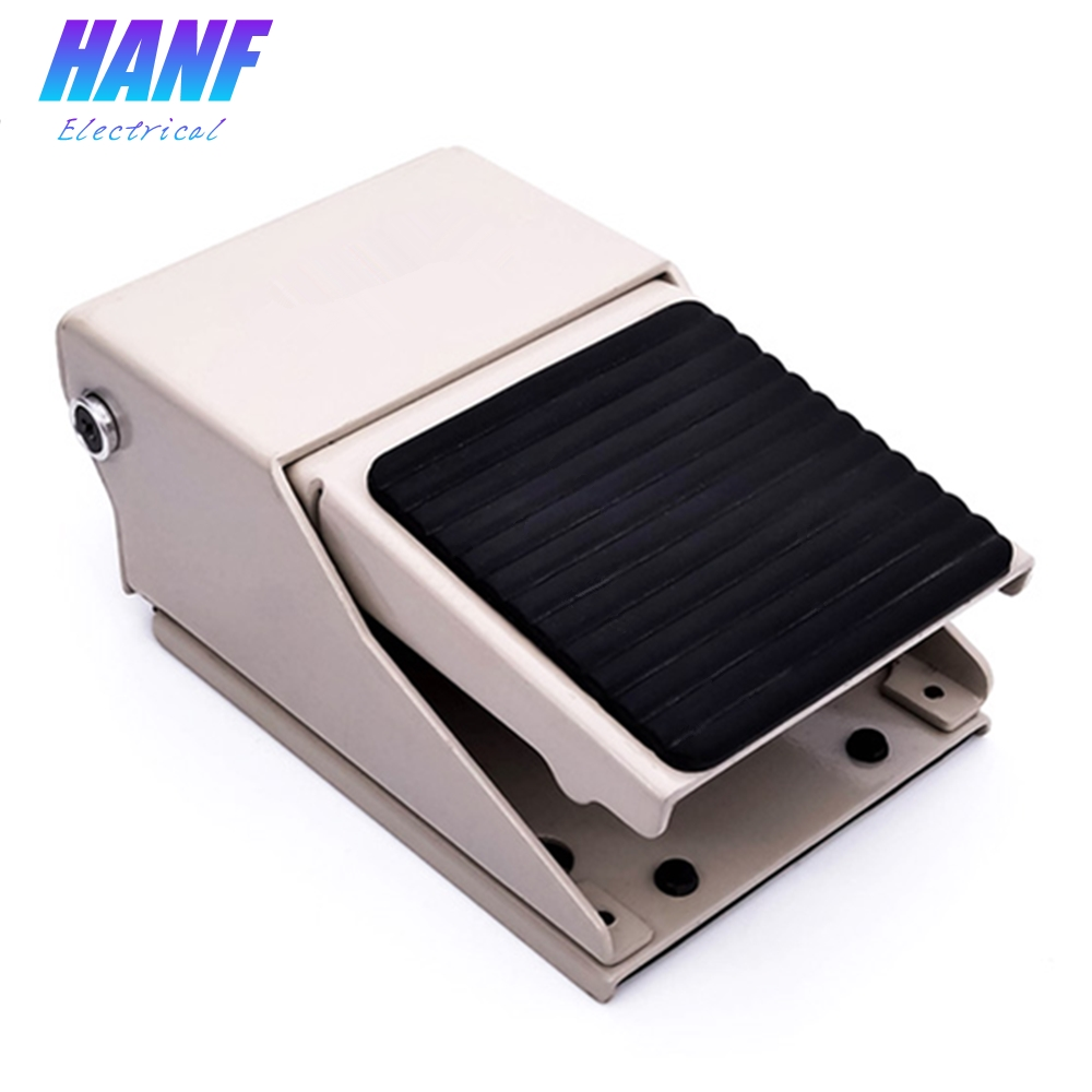 1pcs Metal Foot Pedal Switch Air Pneumatic Pedal Valve Switch 2 position 3 way 1 in 1 out Foot Switch foot operated 5 way 2 position direct acting pneumatic pedal valve