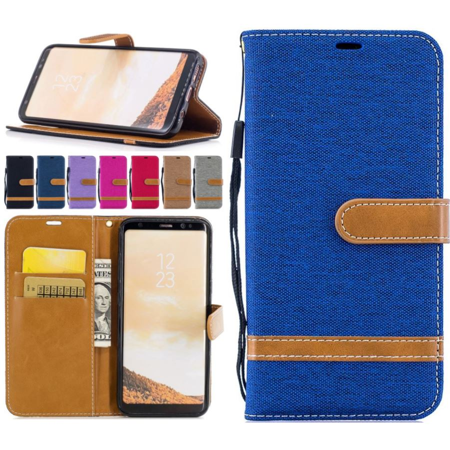 Book Style Retro Cases For Samsung Galaxy Note 9 8 j3 j5 A3 A5 2017 A6 A7 A8 J4 J6 Plus 2018 Fashion Phone Cover Brand New P07Z