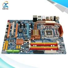 Gigabyte GA-EP45-DS4 Original Used Desktop Motherboard EP45-DS4  P45 LGA 775  DDR2 16G SATA2 USB2.0 ATX