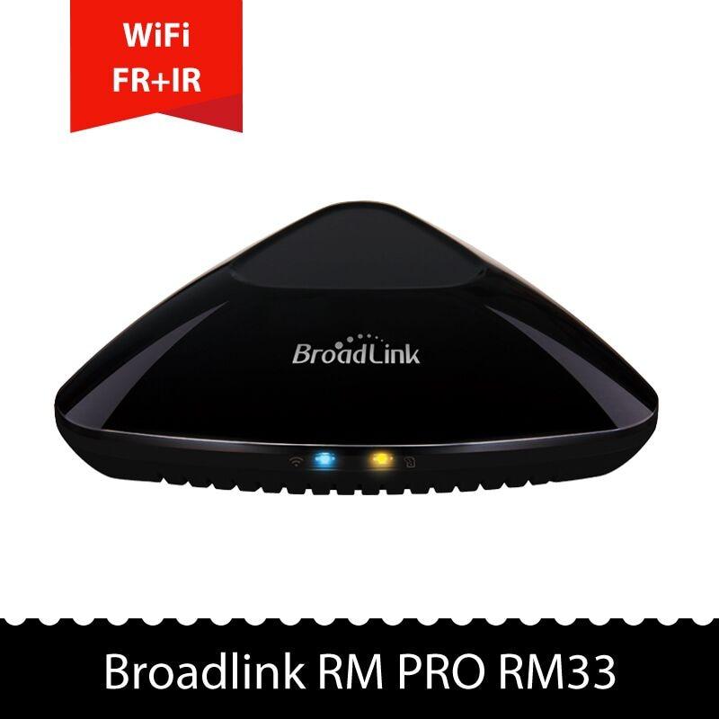Radiolink RM PRO RM33 universel Intelligent IR FR dispositif télécommande maison intelligente