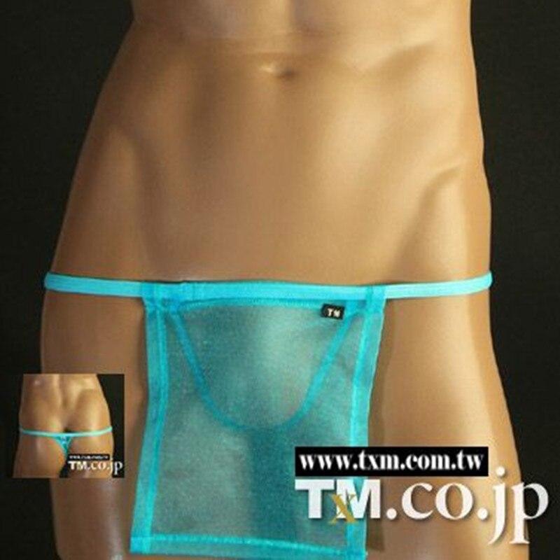 2016 TM Mens Sexy G- String Gay Men Underwear Bikini Low Waist Sexy Men Jockstrap Gay Underwear Brands Wholesale Retail