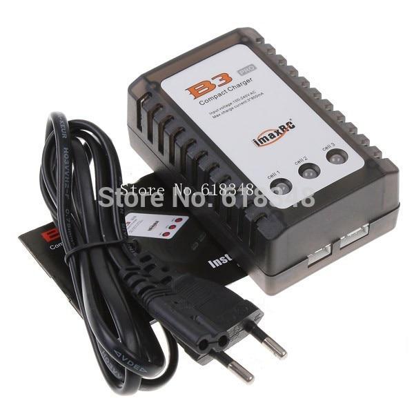 Оптовая продажа 10 шт./лот Новый iMAX B3 pro Компактное Зарядное Устройство B3AC 2 S 3 S 7.4 В 11.1 В Литий <font><b>LiPo</b></font> <font><b>RC</b></font> Батареи Баланс imaxrc