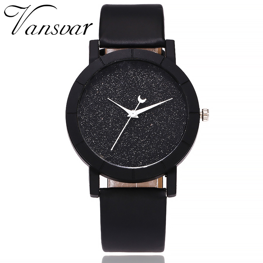 Vansvar Brand Fashion Plane And World Map Denim Fabric Band Watch Casual Women Wristwatches Quartz Watch Relogio Feminino Gift