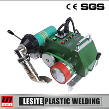Lesite CE approved popular banner welding Multifunctional cloth banner welding machine