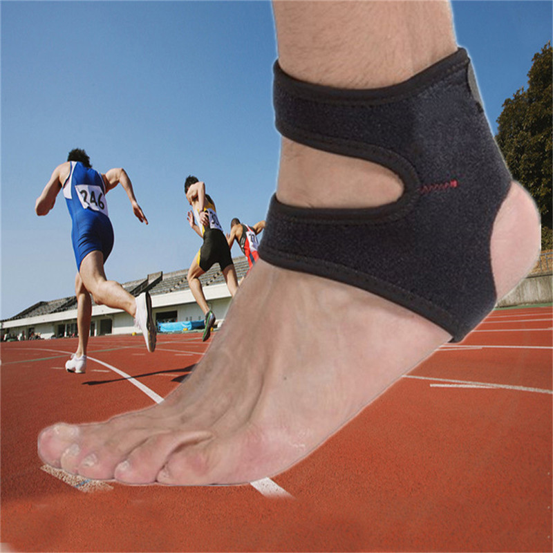 1 Piece Ankle Support Brace Product Foot Basketball Football Badminton Anti Sprained Ankles Warm Nursing Care Sports Accessories