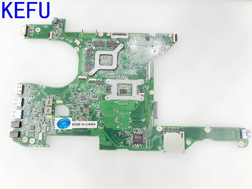 KEFU NEW +AVAILABLE DA0R08MB6E2 for Dell 5420 / 7420 LAPTOP MOTHERBOARD Notebook PC VIDEO CARD N13P-GL-A1 <font><b>GT630M</b></font> image