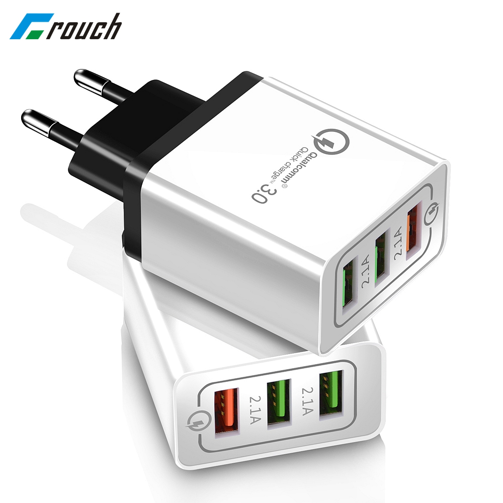 Crouch Usb-Charger Tablets Mobile-Phone Lite Huawei P20 Travel Xiaomi 18w 3
