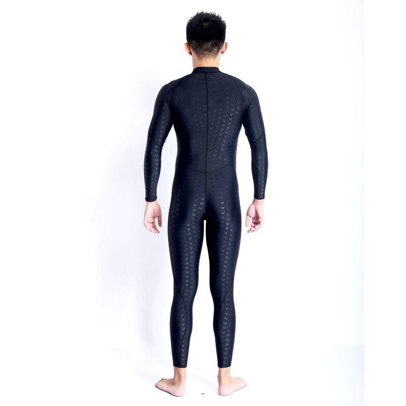 Professionaalne sport täis keha soe ujumisriided naistele Mehed - Spordiriided ja aksessuaarid - Foto 2