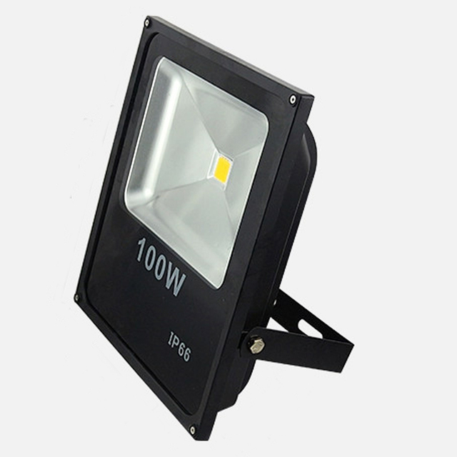 Waterproof Led Flood Light 100w Warm White Cold Rgb Yellow Remote Control