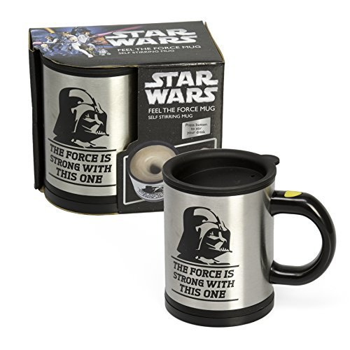 Star Wars Darth Vader Automatic Stirring Coffee Cup Mug Toy Convenient And Interesting Gift For Friend Or Family