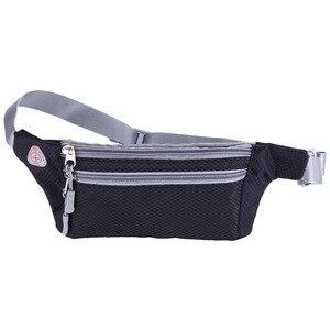 Female man small waist running bag sport bag walking bag