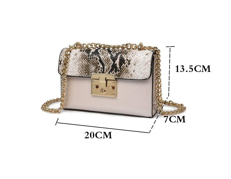 Designer High Quality Ladies Leather Shoulder Bag