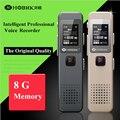 HBNKH HR 280 8 Г Памяти Интеллектуальный Профессиональный Диктофон Высокое качество Мини-Небольшие Моды Бесплатная доставка