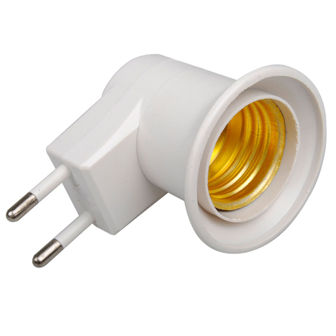 E27 Base Socket EU Plug Night Light With Power On-off Control Switch