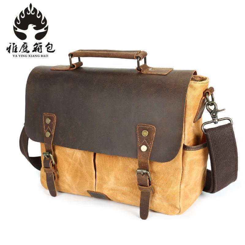2018 Men's Travel Bags Cool Canvas Bag Fashion Men Messenger Bags High Quality Brand Bolsa Feminina Shoulder Bags casual canvas women men satchel shoulder bags high quality crossbody messenger bags men military travel bag business leisure bag