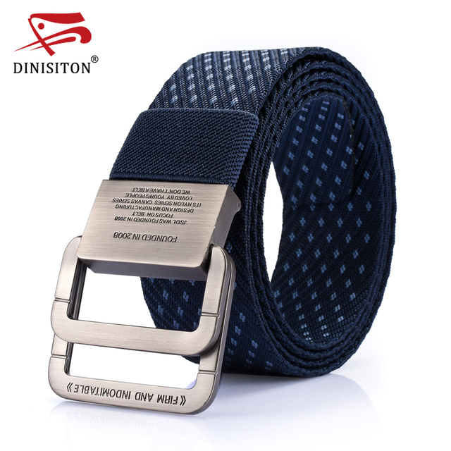 DINISITON Canvas Tactical Belt Brand Men High Quality Military Belts For  Mens   Women Waist Nylon Belt Casual Equipment Strap ac860750ac