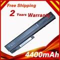 4400 мАч Аккумулятор для Ноутбука HP compaq NC6115 NC6120 NC6140 NC6200 NC6220 NC6230 NC6300 NC6320 NC6400 NX5100 398650-001