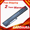 4400 mah bateria do portátil para hp para compaq nc6115 nc6120 nc6140 nc6200 nc6220 nc6230 nc6300 nc6320 nc6400 nx5100 398650-001