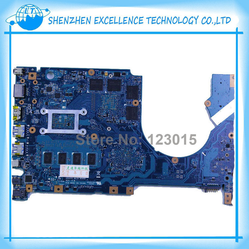 Top quality original 60-MTDNB1300 for ASUS UX52V UX52VX laptop UX52VS Main board HM76 i5CPU  motherboard fully tested