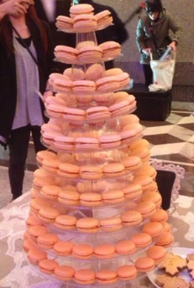 Macaron Display Tray