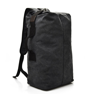 Large Capacity 2 Size Men Women Sport Travel Gym Military Tactical Climbing Backpack Bags Canvas Bucket Shoulder Sports Bag Male