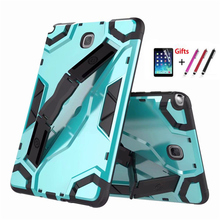 Back hard Armor Cover Case for Samsung Galaxy Tab A 8.0